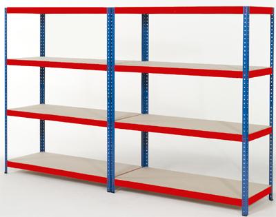 Tipos de estanter as industriales seo 10 - Medidas estanterias metalicas ...